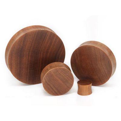 Plug made from saba wood