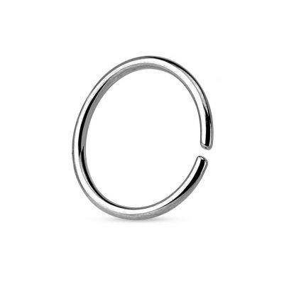 Seamless ring in a variety of simple designs